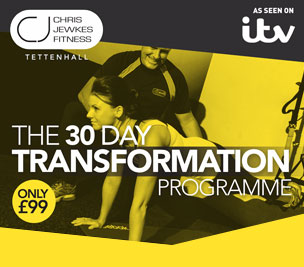 30 DAY TRANSFORMATION PROGRAMME