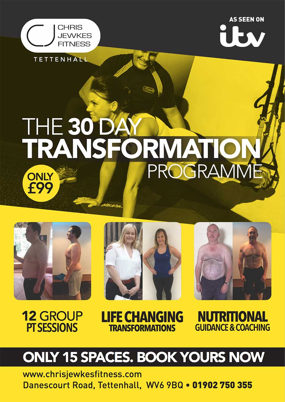 30 Day Bootcamp